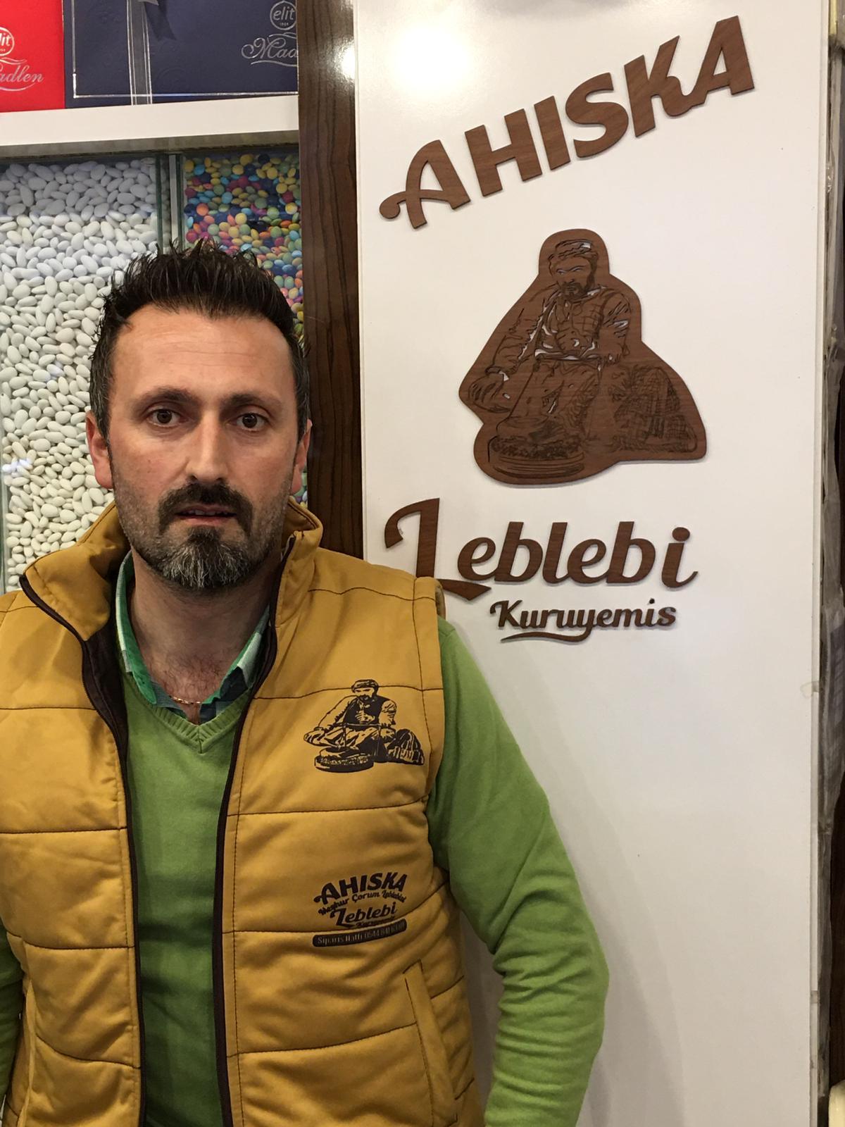 Ahmet Ahıska
