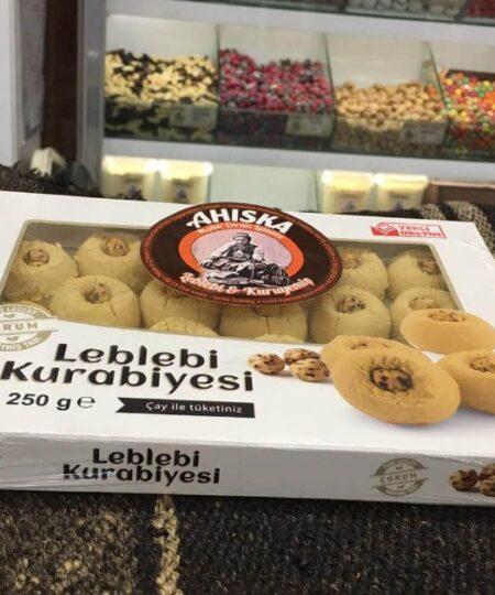Leblebi Kurabiyesi